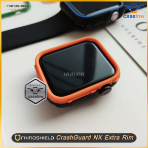 Rhinoshield CrashGuard NX Extra Rim Apple Watch