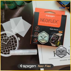 ฟิล์ม / กระจก Spigen Neo Flex Apple Watch