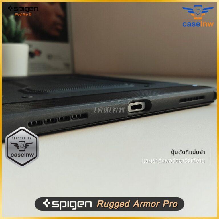 เคส Spigen Rugged Armor Pro iPad Pro 11 2021 | iPad Pro 11 ...